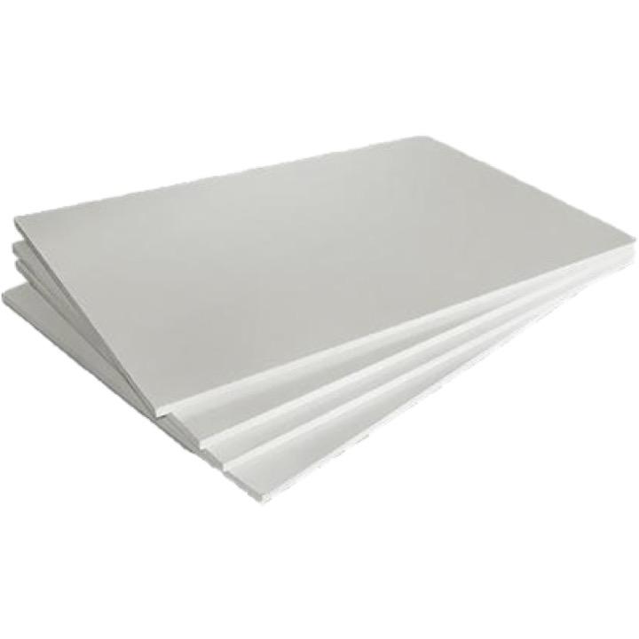 Пластик белый для планов эвакуации (600 x 840) 3 мм