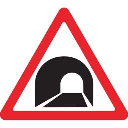 Дорожный знак 1.31 Тоннель (A=900)