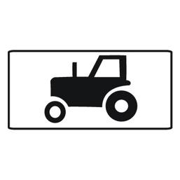 Дорожный знак 8.4.5 Вид транспортного средства (350 x 700)