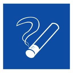 Знак D03 Место курения •ГОСТ 12.4.026-2015• (Пленка 200 х 200)