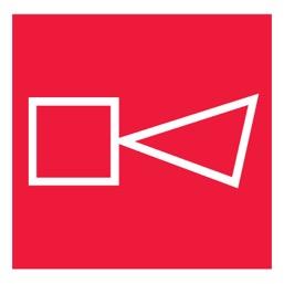 Знак F11 Звуковой оповещатель пожарной тревоги •ГОСТ 12.4.026-2015• (Пленка 100 х 100)