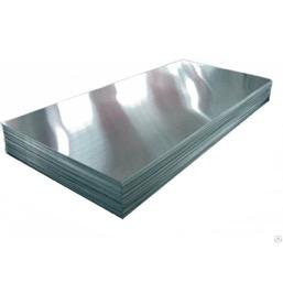 Металлическая основа для знаков (100 x 200) 0.7 мм